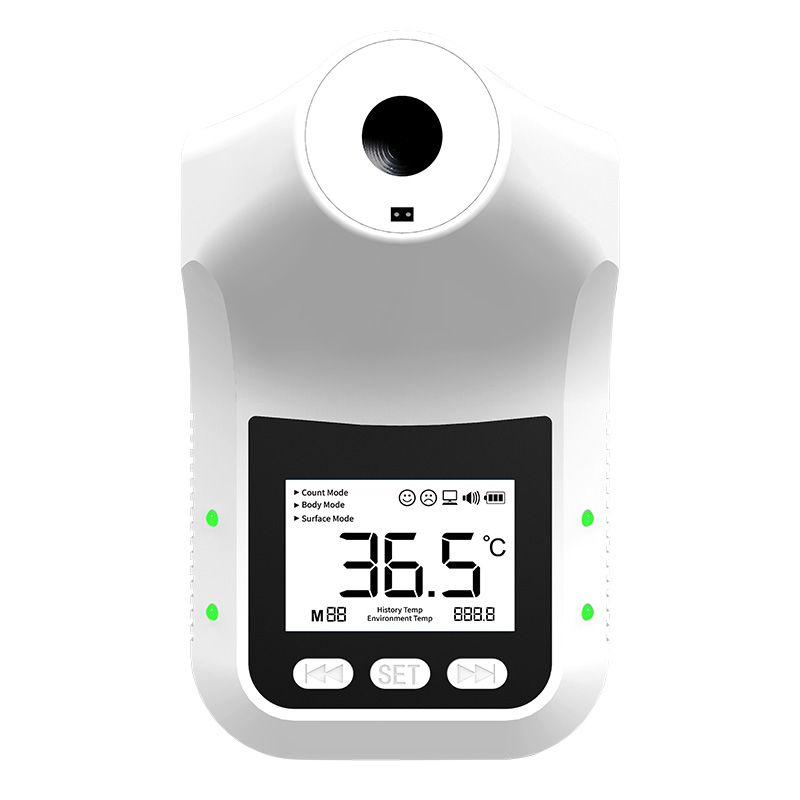Профессиональный инфракрасный термометр Omron с низкой ценой в помещении