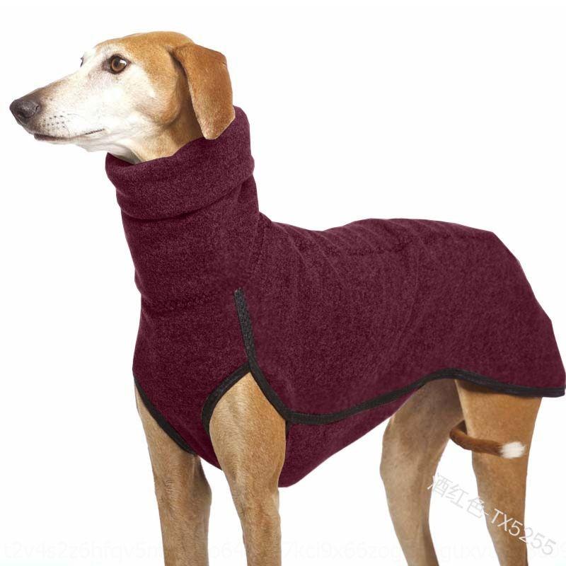 4o1ww 2019 новая собака с высоким воротником 2019 новый домашнее животное теплые безымянные белья собака теплый высокий воротник одежда