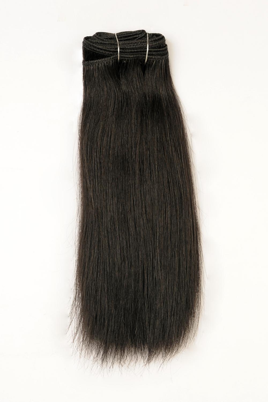 """VIP Customerization Double dessinée Vierge Human Cheveux Tissure 100g 100% Human Remy Ruban dans des extensions de cheveux Black Brown Blonde 12 """"-24"""""""