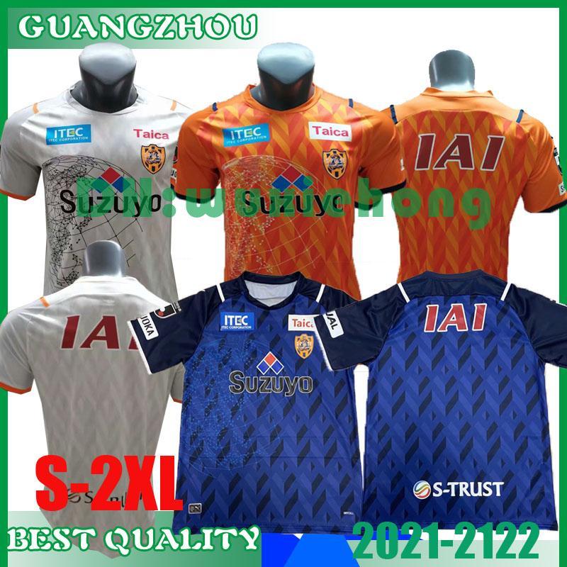 2021 2022 Shimizu S-Pulse Soccer Jerseys TAKEUCHI ELSON 21 22 Japan J League S Pulse Home Away Third Training suit Football Shirts S-XXL