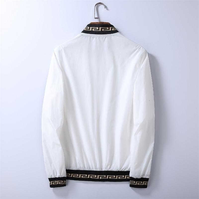 homens designer de casaco de motociclista jaqueta jaquetas para homens 2020 moda melhor vender favoritas por atacado 2020 New Moda Outono bonito elegant1EQN