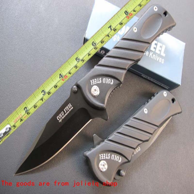 Pocket Pieghevole Freddo in acciaio Coltello Acciaio tradizionale Strumento di taglio dello strumento (trasporto libero) Eaip1 Qynf