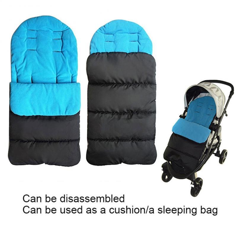 Baby Wrap Envelope Universal Footmuff Stroller Sleeping Bags Windproof Cosy Toes Apron Liner Winter Autumn Warm Pad Accessories