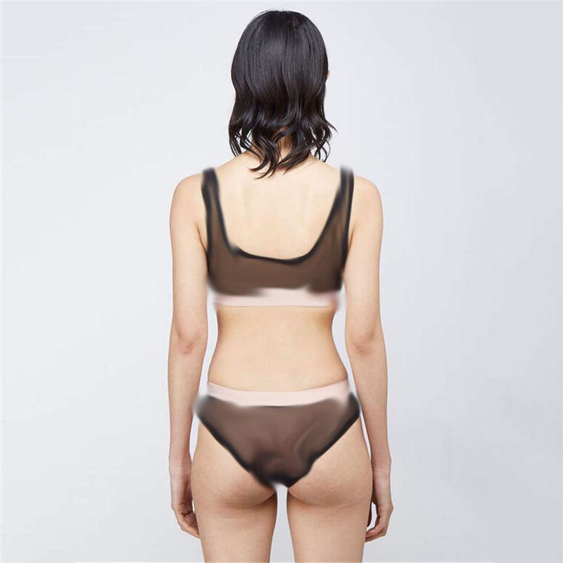 섹시한 레이스 브래지어는 여성을위한 속옷을 세트 얇은 통기성 여자 속옷 패션 숙녀 파티 브래지어 팬티 정장