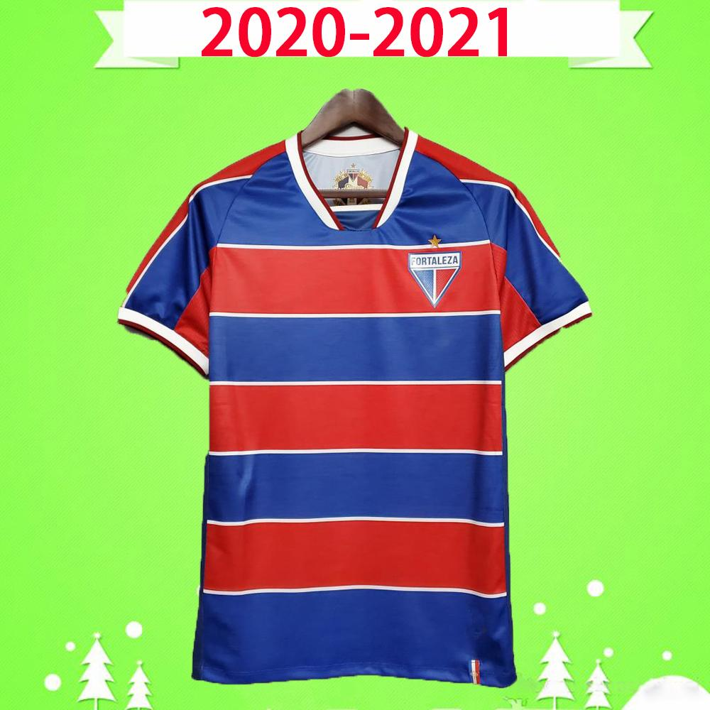 20 21 Mailoots de Football Fortaleza Soccer Jersey 2020 2021 Alipio Gustavo Mineiiro Jacare Pedro Sergio Edinho настроить домашнюю футболку рубашки