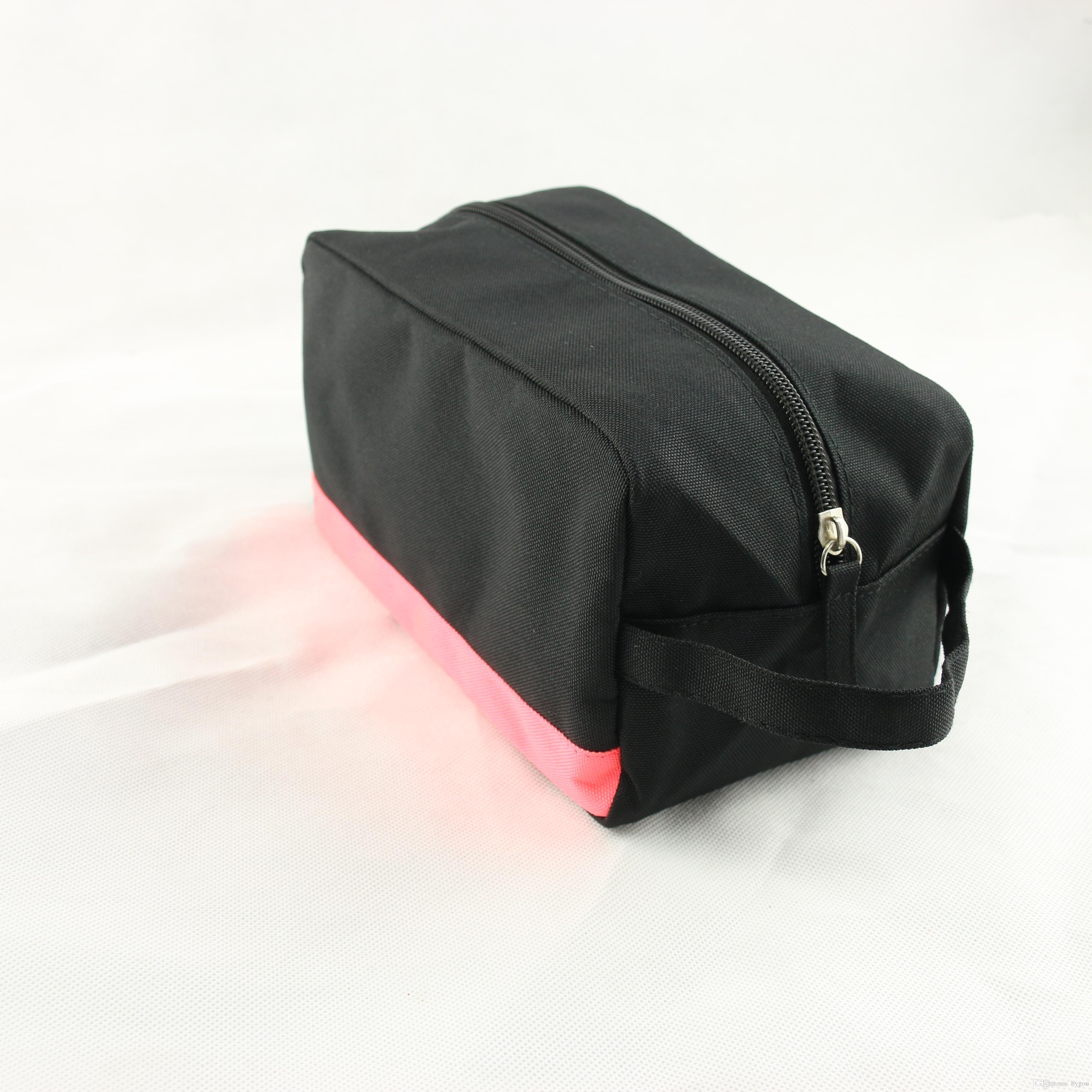 10 Простая сумка нейлоновая и универсальная сумка Путешествия ПК / Сумка 900D Мойка Портативный Портативный Многофункциональный Хранение Косметические Водонепроницаемый Storag PBQSA