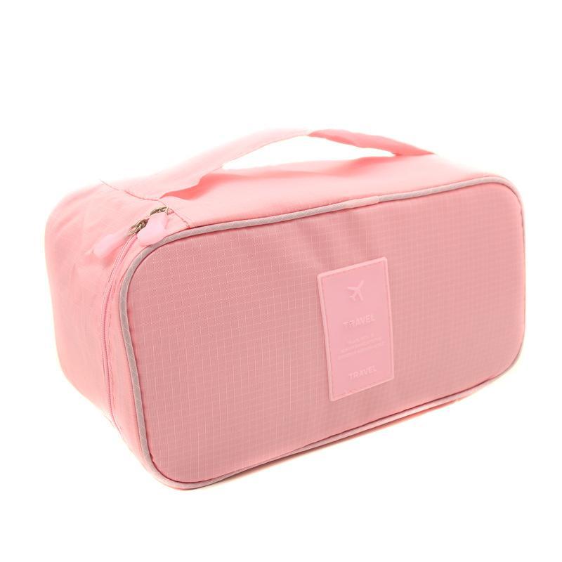 Wholesale Travel Storage Dividers Box Bag Socks Briefs Cloth Case Clothing Wardrobe Accessories Supplies Bra Underwear Drawer Organizers
