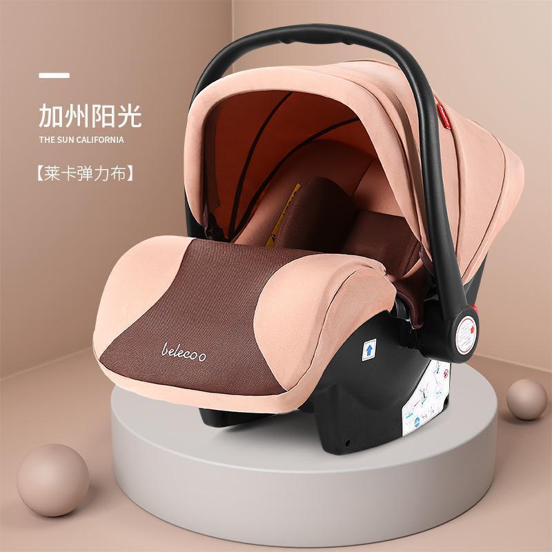 Los cochecitos de bebé gemelo puede sentarse Lie desmontable ligero plegable Segundo doble tamaño infantil Tesoro Carro con asiento de coche