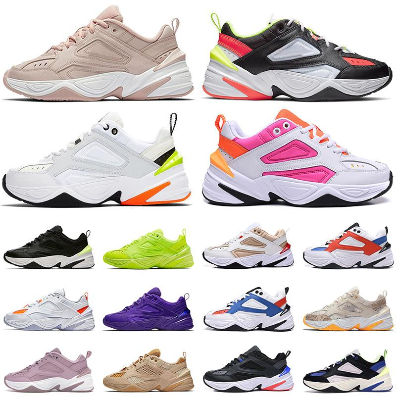 Nike Classic M2K Tekno GEL Paris Pink Dad Sports Denim Camo Be True ALL أسود ثلاثي أبيض نسائي رجالي احذية الجري المدربين أحذية رياضية رياضية