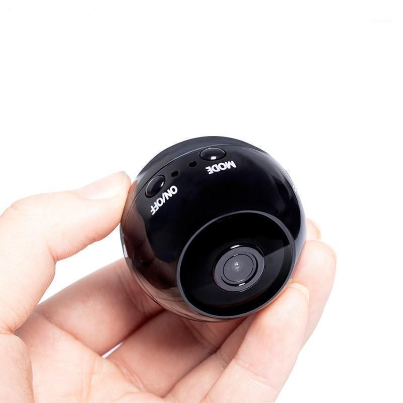 Kablosuz Mini IP Kamera 1080 P HD Gizli Mikro Kamera Ev Güvenlik Gözetleme Wifi Batarya ile Bebek Monitör1