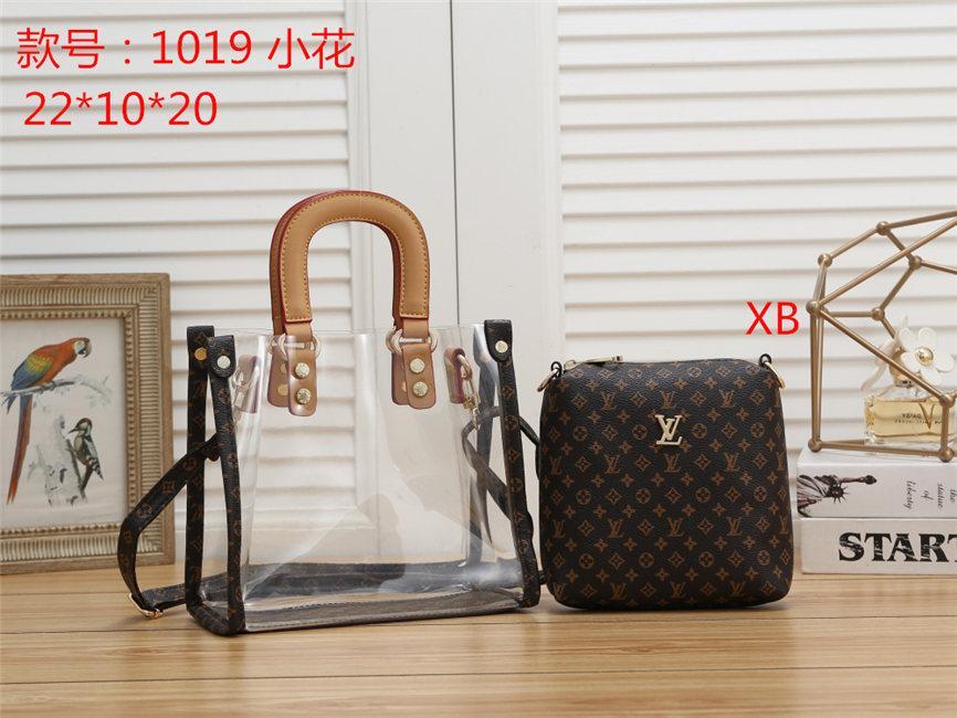 2021 Горячие Продают Новый стиль Женщины Сумка Сумка сумки сумки Леди Композитная Сумка Сумка Сумки Сумки Bags Pures # 1019