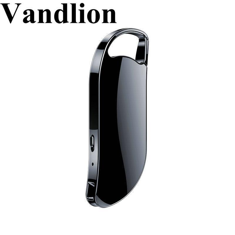 Enregistreur vocal numérique Vandlion 32GB 64GB HD one Key enregistrement à longue distance Dictaphone pour l'étude de classe