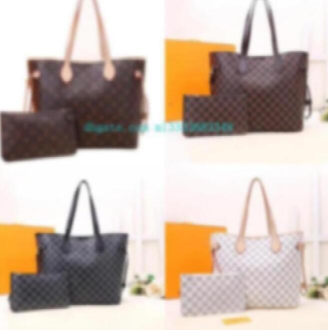 Bolsos de hombro a estrenar Bolsos de lujo de cuero Carteras de alta calidad para mujeres Bolsa Diseñador Totes Messenger Bags Cross Body
