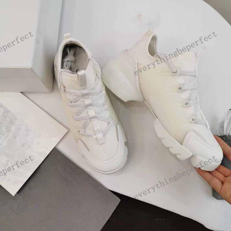 2020 Moda Negro Técnica Mujer Zapatos Damas Goma Grosgrain Cinturón D-Connect Sneakers Lady Wrap-Alredent Sole Sole Casual Shoes