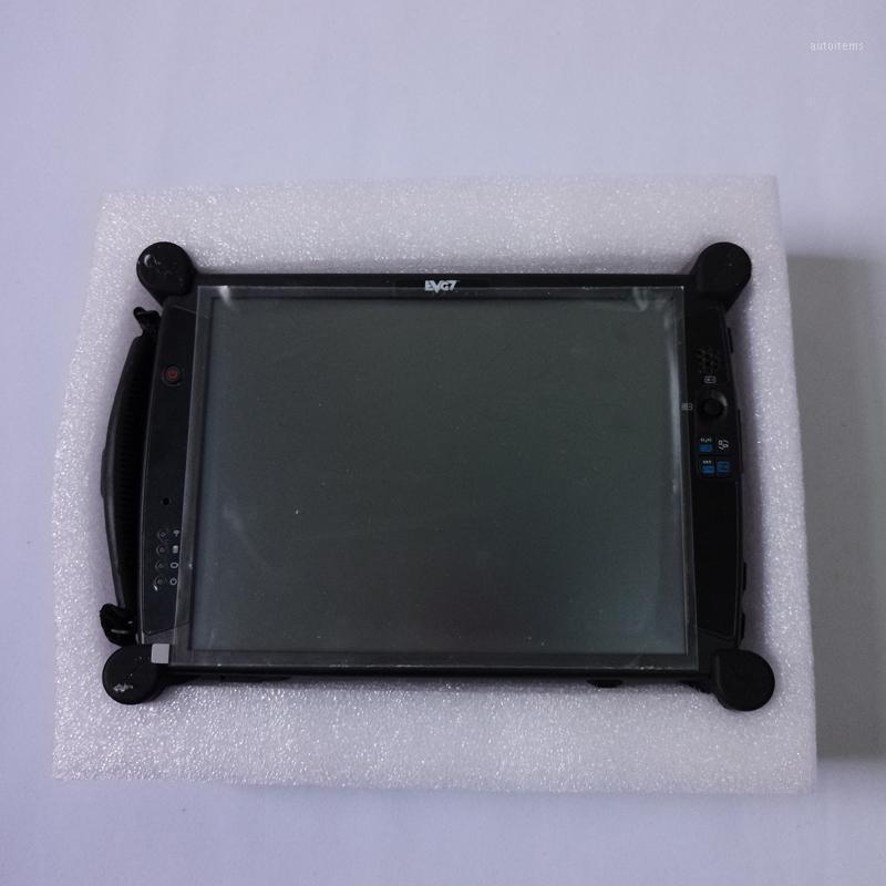 Ferramentas de diagnóstico EVG7 DL46 / HDD500GB / DDR2GB 4GB 8GB Controlador PC Instalado bem com MB Star C4 Software V2021.091