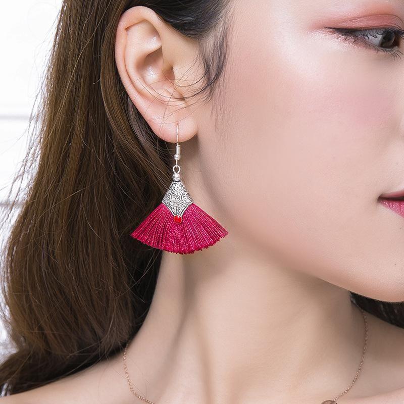 1Pair mini peixes boca borla brincos jóias diy artesanato suprimentos franja bracelete colar acessórios acessórios artesanato craft h bbyqgk