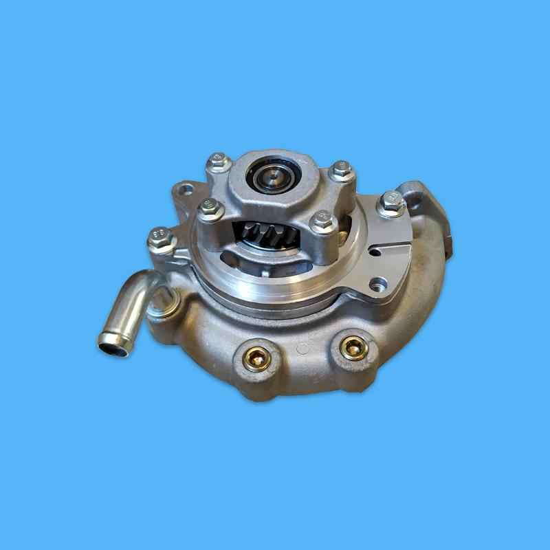 6WG1 1-13650112-6 Водяной насос ASM W / Gasket 1136501126 Fit ZX450 ZX470-5G ZX500 ZX600 ZX800
