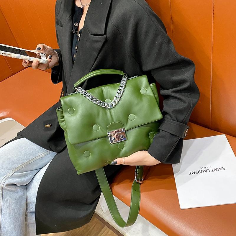 Fashion Designer Sacs à main Bandbody Sacs Épaule 2021 Femmes et Pu Purs à bourse pour femmes pour la chaîne de sac Tote 6641 GTFAG