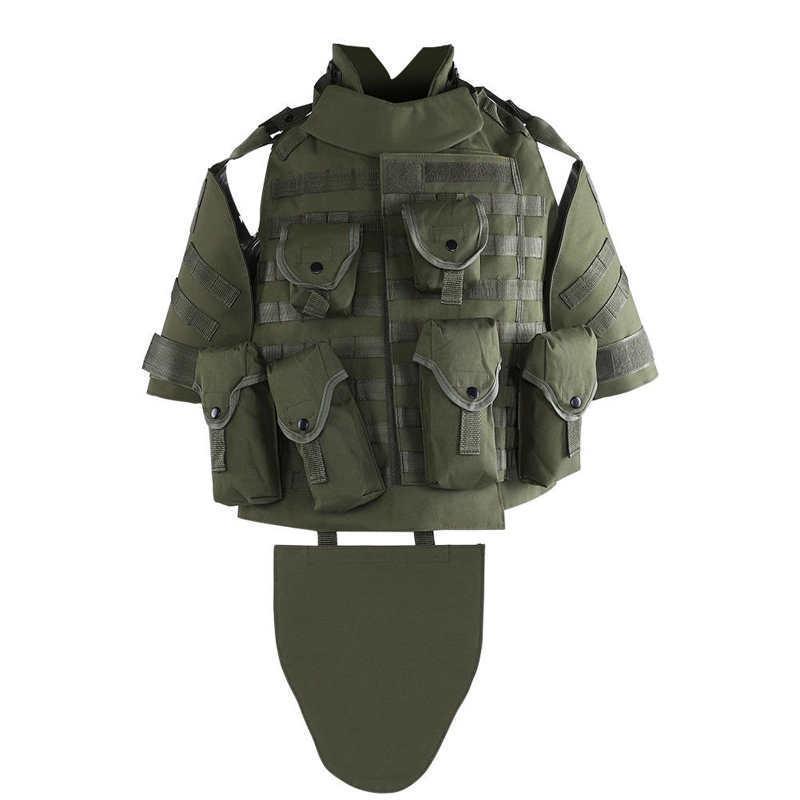 Тактические охотничьи аксессуары OTV Tactics Vest Camouflage Bear Rainor W / Boch / Pad Одежда на открытом воздухе