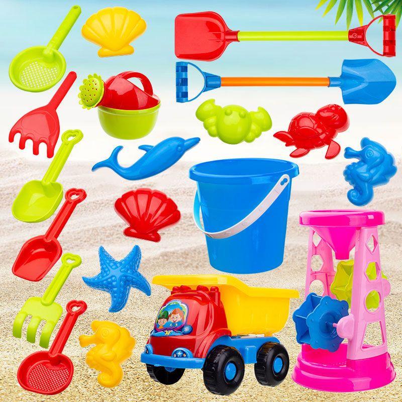 Детские игры Sandbox Set Kit Летние игрушки для песчаной воды на пляже PLAY PLAY CORD 200928