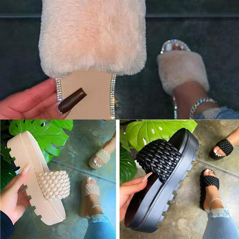 BPYLD Hausschuhe Tiger Hohe Qualität Hausschuhe TIGER MEN DENERN Slipper Frauen Hausschuhe Huaraches Katze Design Sommer Sandalen Mode Designer