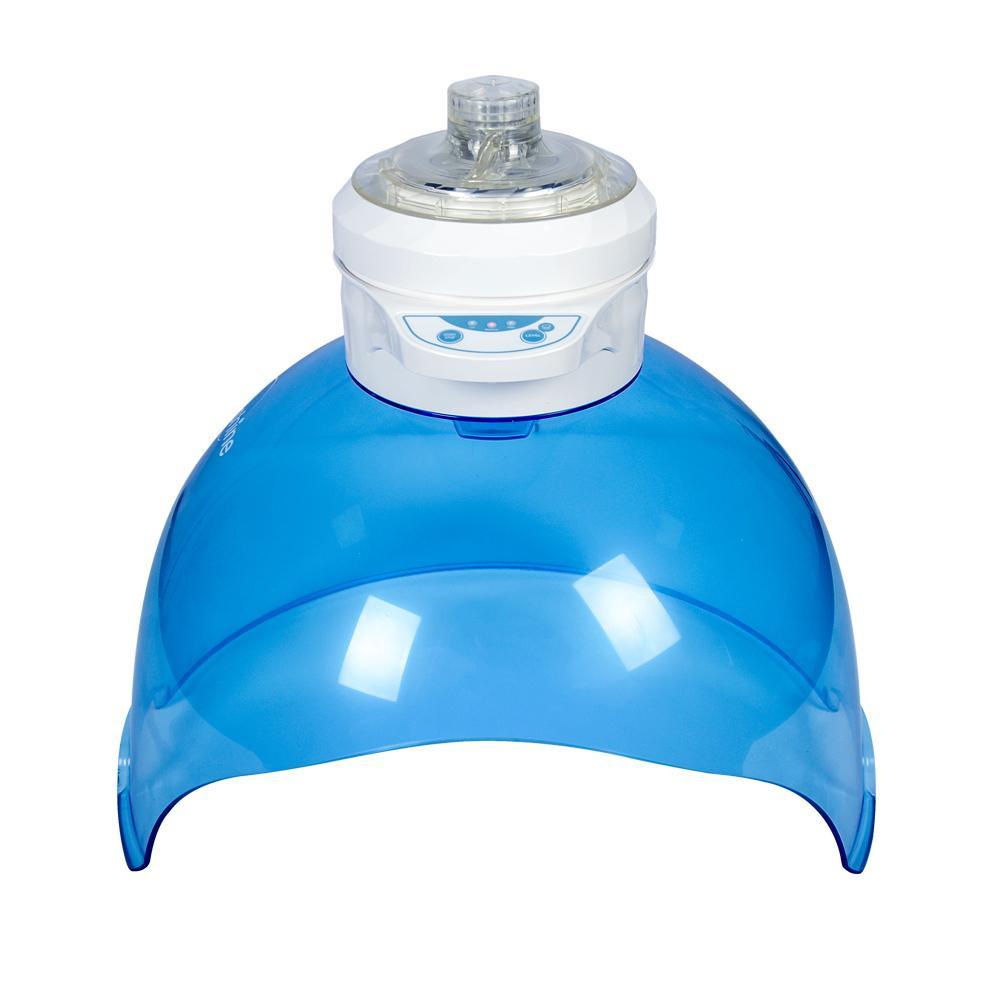آلة قشر الأكسجين الهيدروجين الوجه مع ضوء الفوتون الصمام الباخرة الوجه لتجديد شباب الجلد ترطيب