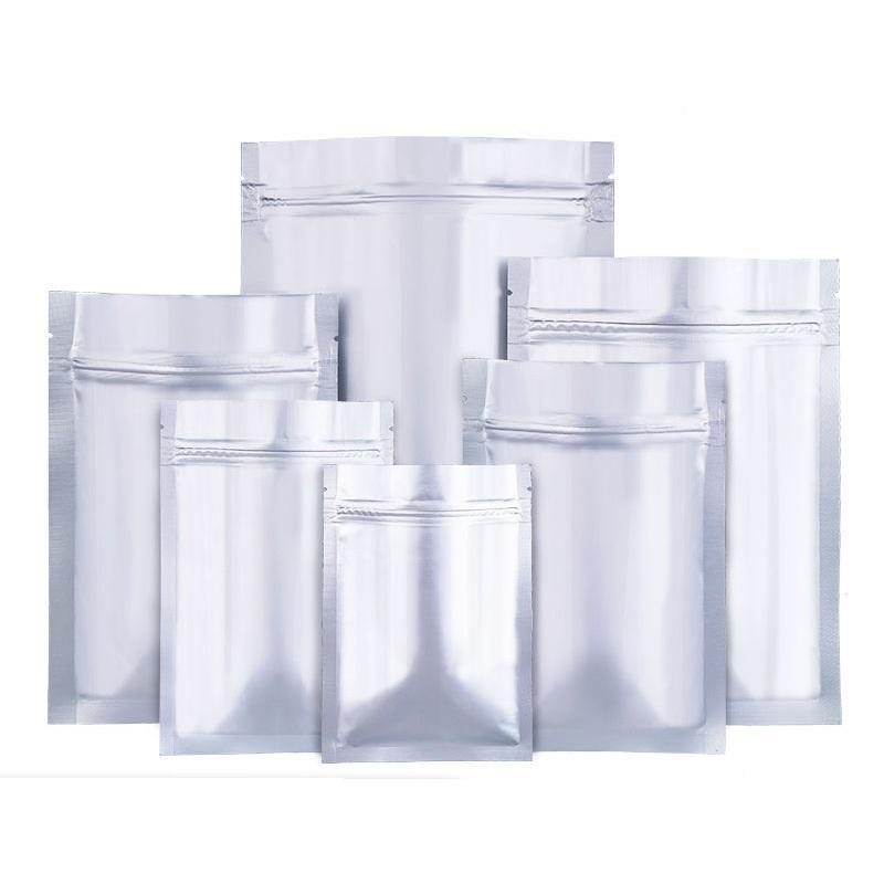 الألومنيوم احباط شقة أسفل حقائب ختم الذاتي سميكة الغذاء تخزين حقيبة فراغ السداده الغذاء تغليف الشاي تجنب الضوء واقية LX3332