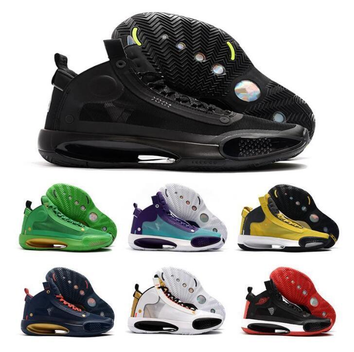 Jumpman 34 hombres zapatos de baloncesto xxxiv rui hachimura x herencia 34s infrarrojos 23 zoo noah nieve leopardo negro gato crispy hombre zapatillas deportivas