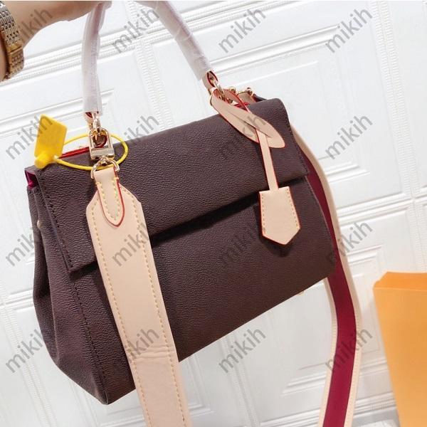 Moda Moda Feminina Bolsas De Ombro Senhoras Bolsas De Bolsas De Design Classic Cintas De Alta Qualidade Senhora Sacola