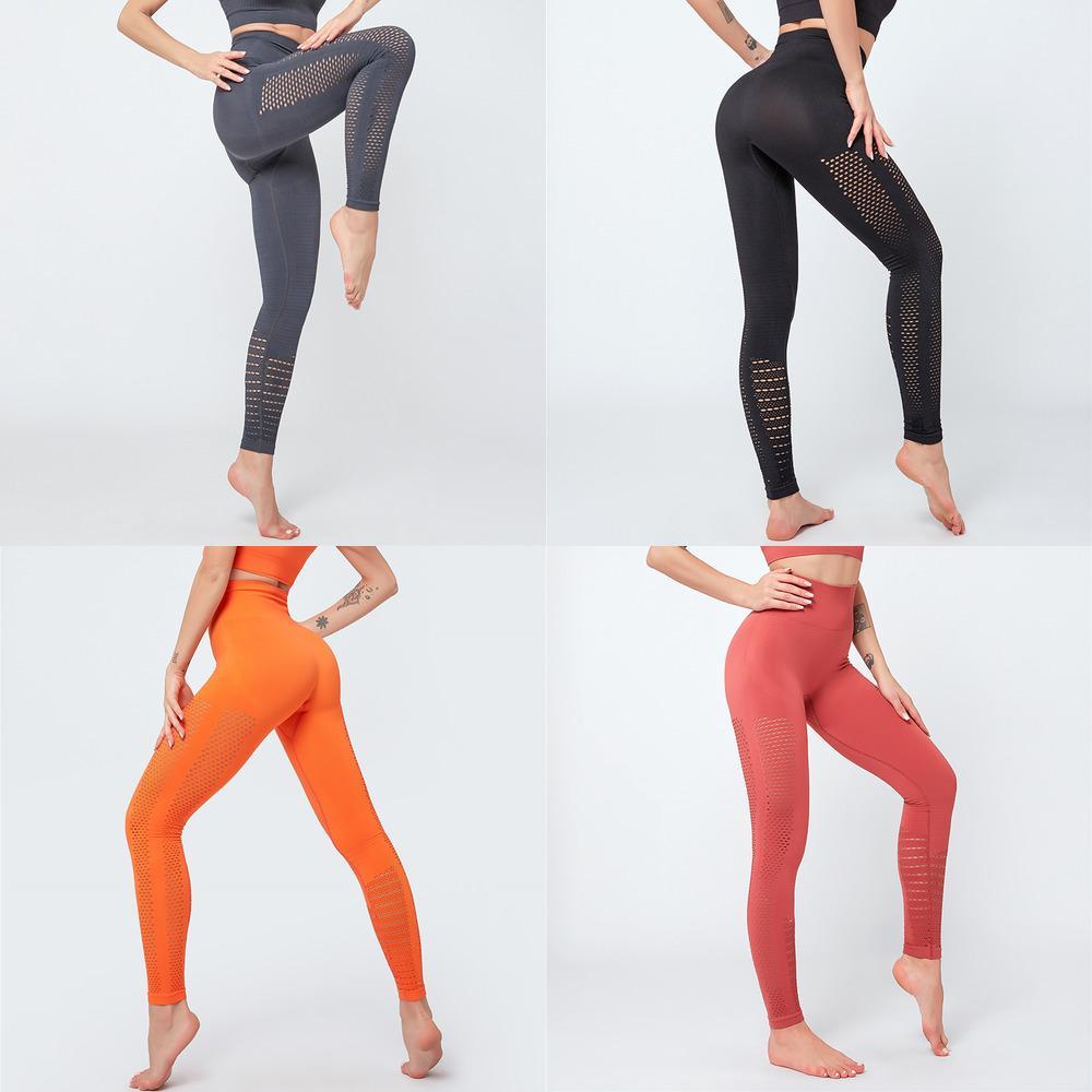 Shinbene Sexy Sexy Sorfant Sport Sport Sport Fitness Leggings Femmes HIP Amélioration du squat Squat Equipement d'athlétisme Collants de gym Collants Yoga Pant J1216