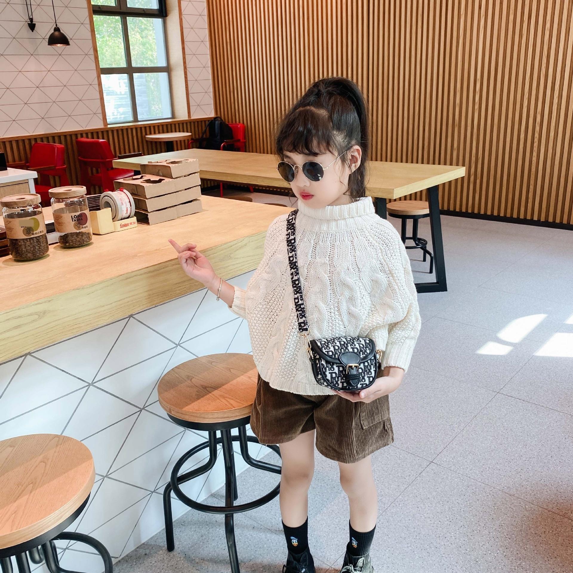 T9NK enfants mini sacs à main et sacs à main mignon 2020 Sacs de cygne léopard pour filles Petite pièce Pochette Pochette Petite fille Porte-monnaie Tassel