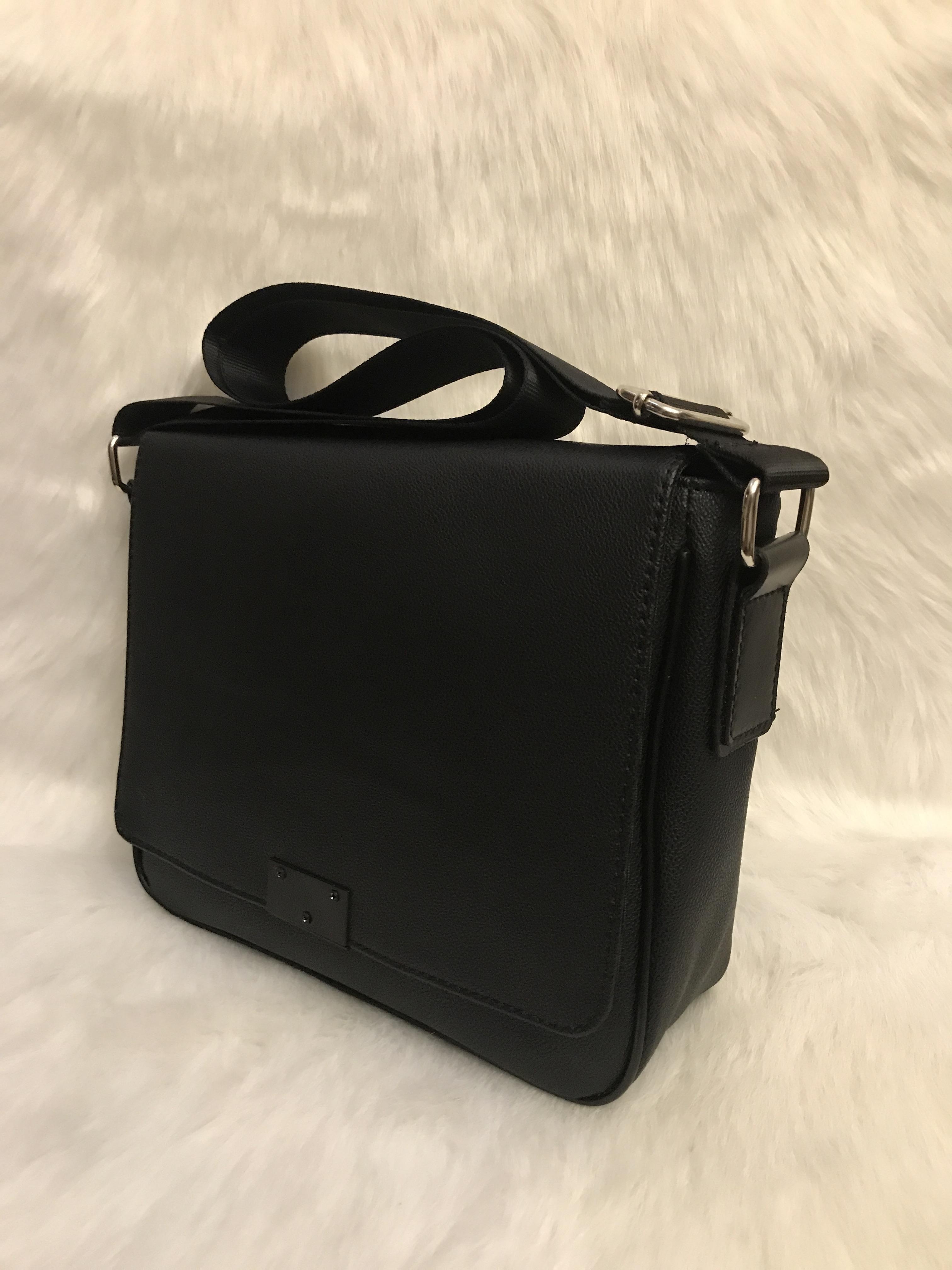 Borse da uomo Borsa da uomo Business Casual Messenger Spalla Designer Briefcase Uomini Crossbody AA01 Vintage XitGD