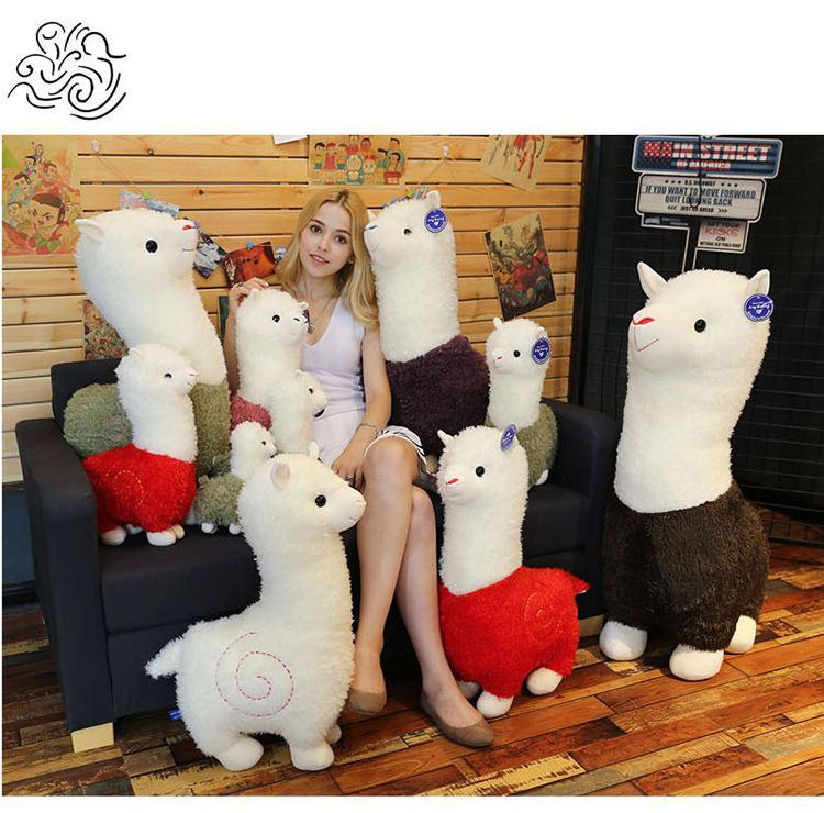 28cm/11 inches Llama plush Arpakasso Stuffed Animal Alpaca Soft Plush Toys Kawaii Christmas present