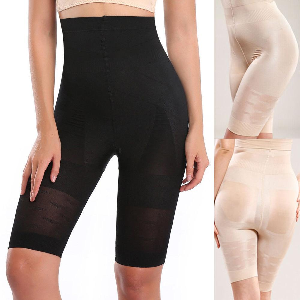 Mlle Moly Femmes 'S Tummy Control Shaper Shaper Girlet Pantalons High Taille Short Slim Corps Soulevard Shape Shape Jambe Culotte Sous-mûre Taille S -3XL