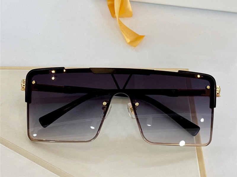 Yeni 9808 Popüler Mens Ve Bayan Moda Stil Için Güneş Gözlüğü Tam Çerçeve En Kaliteli UV400 Gözlük Ücretsiz Kutusu Z9808E ile Gel