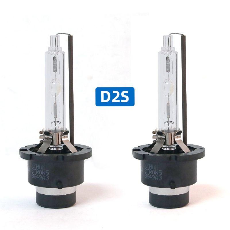 35W 55W Xenon Bulb D2S / D2C Lampada angolo oscillante 12V HID Xenon Lampadina Bulb Lampada Auto Auto Auto Faro principale Lampada sostitutiva 4300K 6000K 8000K