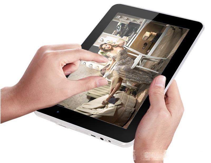 Brandnew Allwinner A33 tablet pc IPS tela de 9 polegadas Android 4.4 512MB + 8GB Quad Core Dual Camera Android 5.1 Wifi Bluetooth 1024 * 600 Tablet