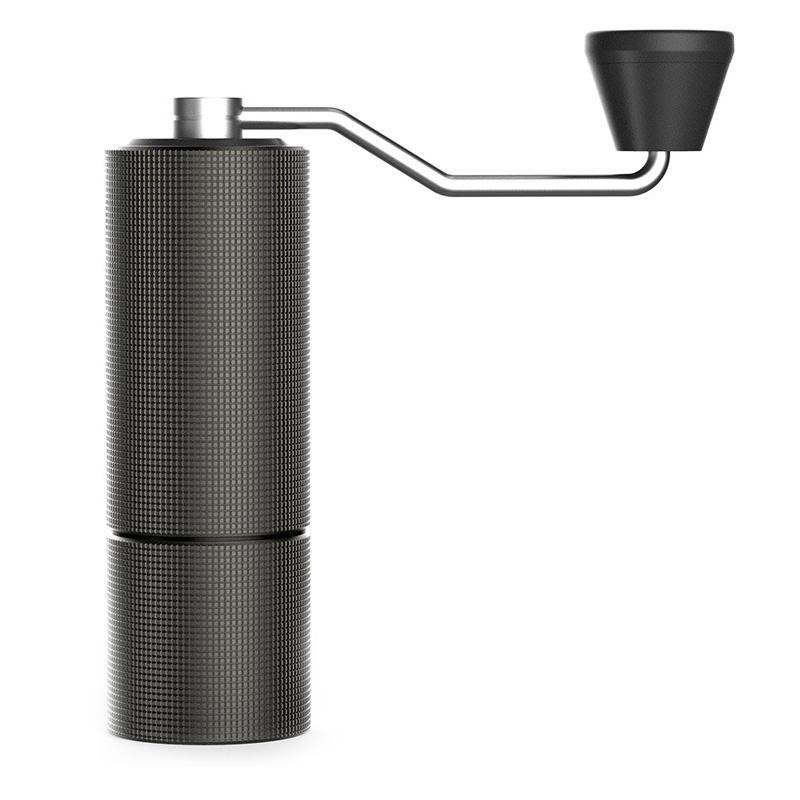 Manual Coffee Grinder with Adjustable Settings for High-Precision Pouring of Espresso, Turkish or Cold Extract Coffee