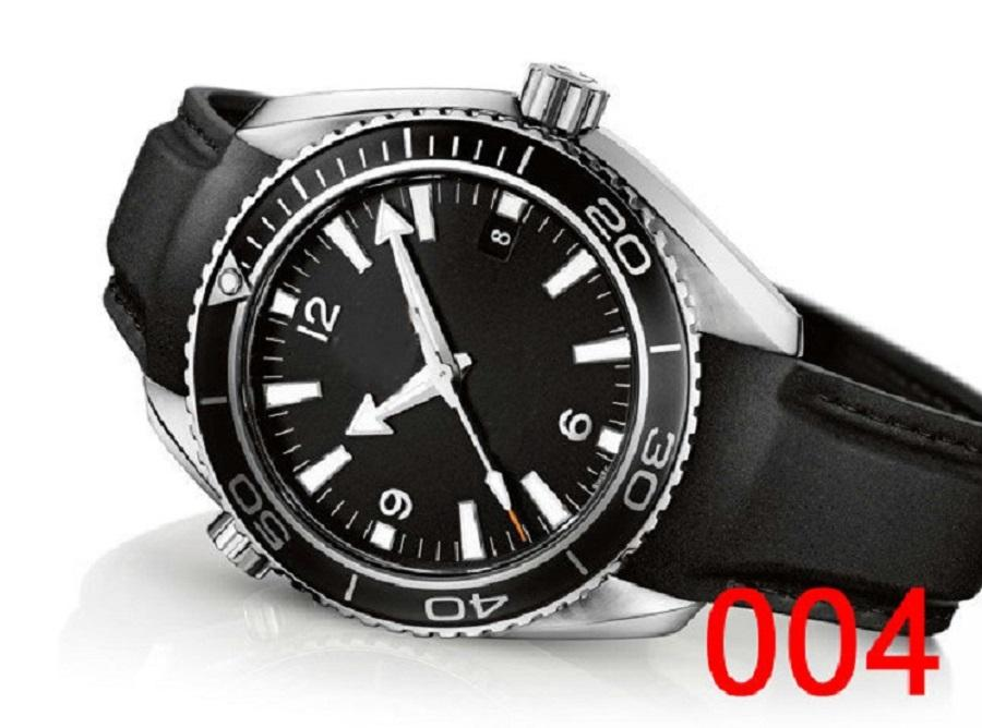 Высочайшее качество Мужчины Джеймс Бонд 007 Skyfall Автоматическое движение Часы мужские Часы спортивные моды мужские платья самообладают наручные часы
