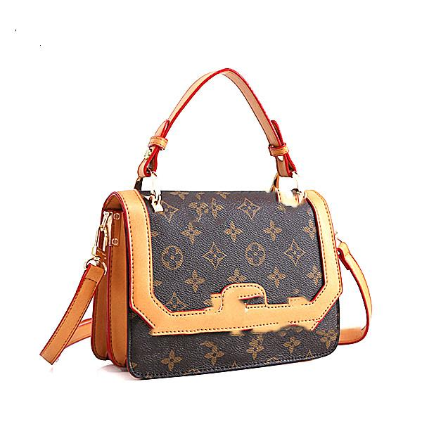 Hot New Designer Bag Donne Borsa a tracolla Borsa a tracolla Borsa a catena di alta qualità Portafoglio in pelle PU di alta qualità