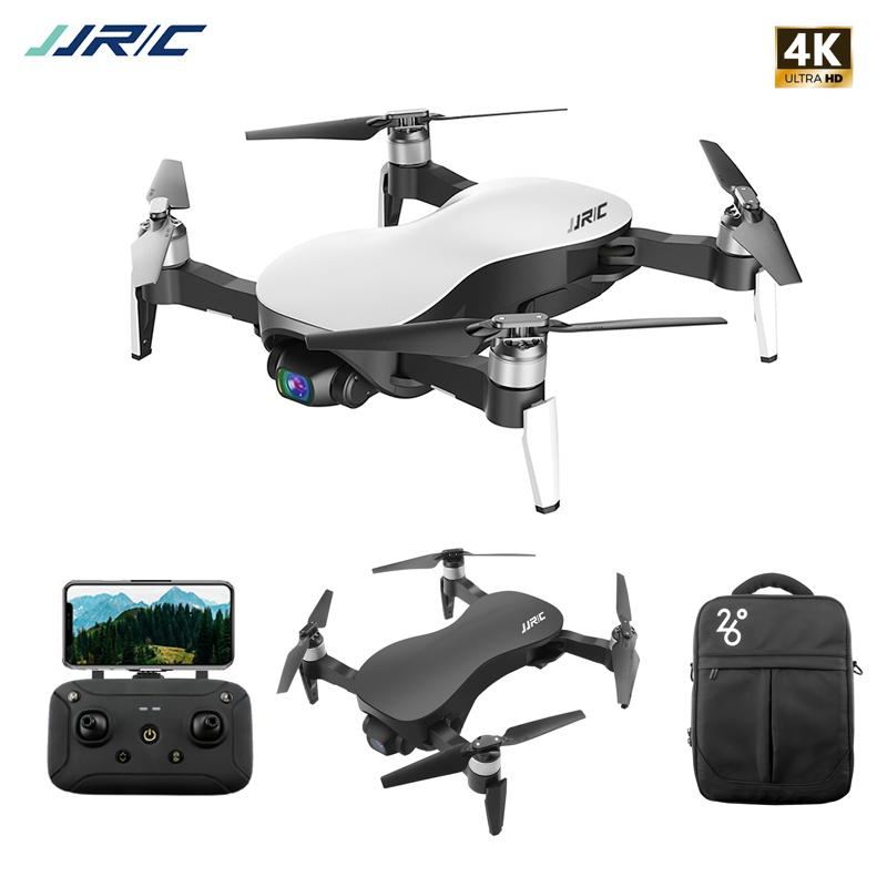 JJRC X12 Anti-Shake 3 Axis Himble GPS Drone с WiFi FPV 1080P 4K HD камера бесщеточный мотор складной Quadcopter VS H117s Zino 201208