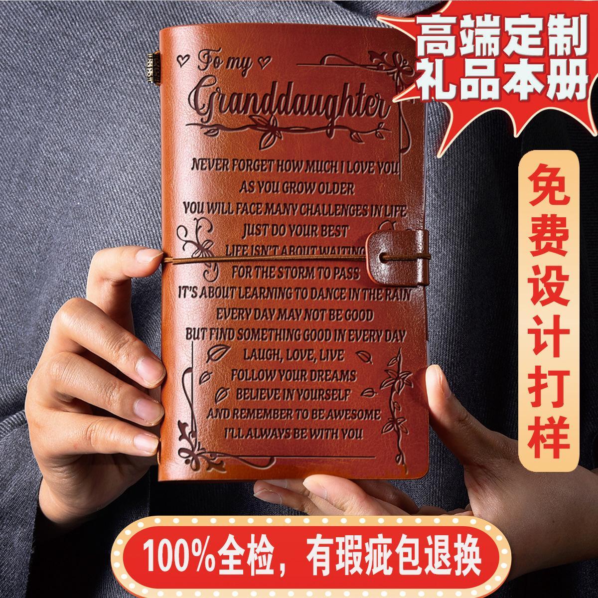 Quaderni personalizzati Business Business Pelle Commercio Business Notebook in pelle personalizzati Personalizzazione del taccuino del taccuino della cancelleria