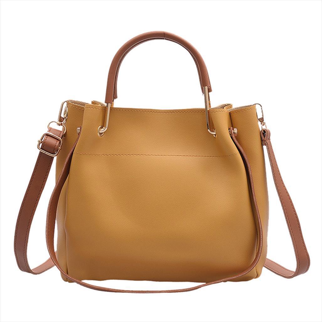 Crossbody Balde sacos para as mulheres 2020 de Grande Capacidade Bolsas Lady Messenger Bag Ombro Feminino de viagem bolsa bolso mujer