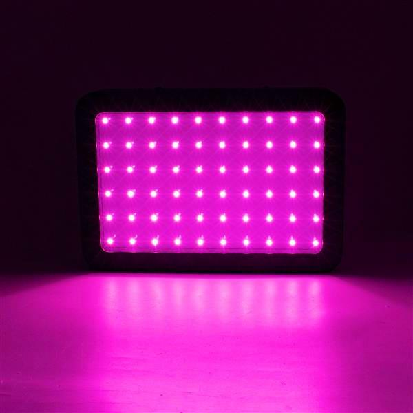 wholesale 600W 60*10W Full Spectrum 3030 Lamp Bead Plant Lamp Single Control premium material Grow Lights Black