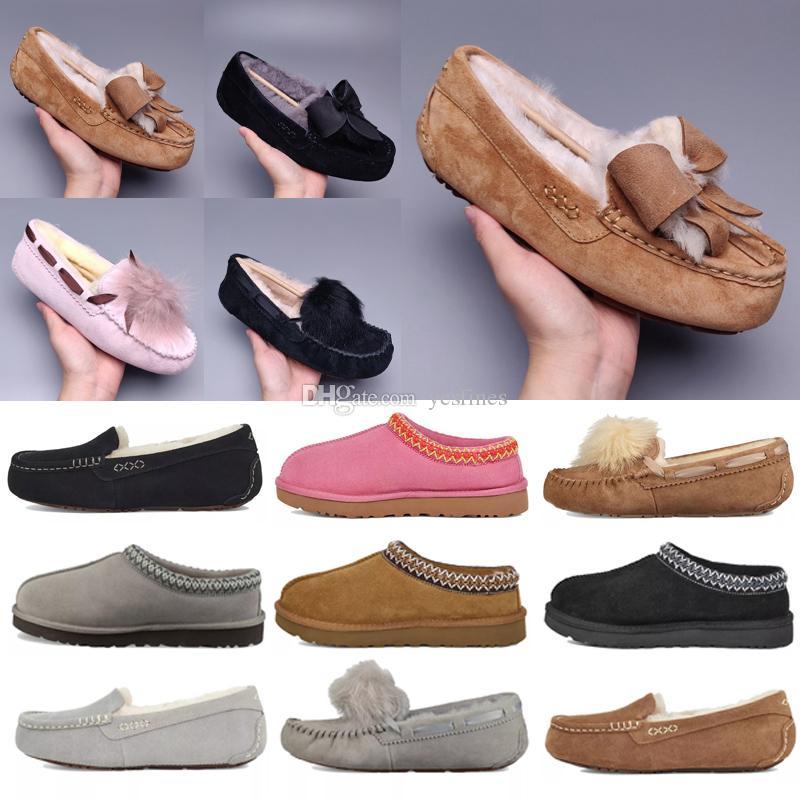 2021 الكلاسيكية بوم الأحذية عارضة قصيرة الثانية بيلي القوس أستراليا النعال إمرأة من جلد الغزال المرأة التمهيد الشتاء الثلوج الأحذية الفراء فروي الأسترالي بو n7za #