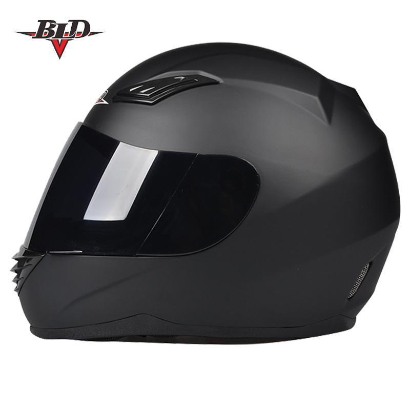 Casco de motocicleta, Casco de motocicletas, Seguridad de carreras, M / L / XL