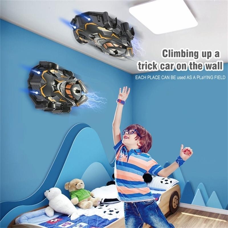 MX-08 RC CAR CAR REMOTE-CONTELLOM NOLL ANTER Gravity Racing Car Electric Toys Machine Auto Drift Race Toys для детей подарок 201218