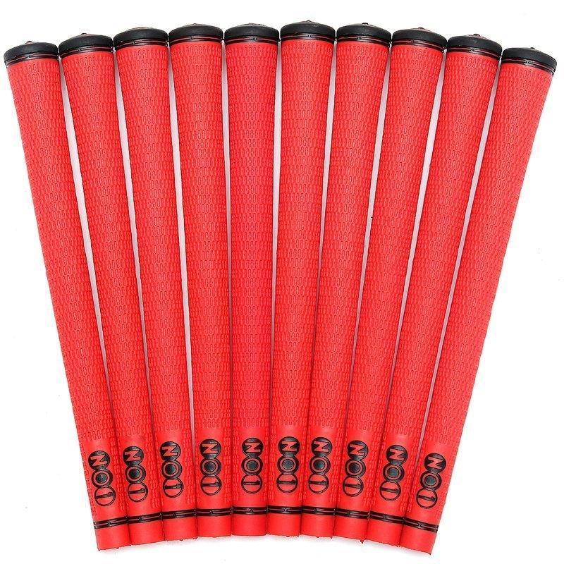 Nuevo 10 PC / SET IOMIC NO. 1 Grips de golf 3 colores Goma Club Grips Envío gratis 201028