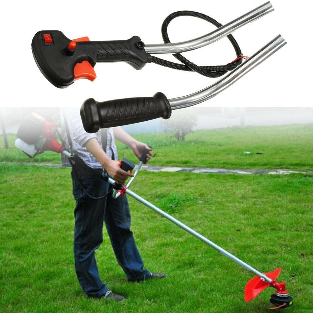 Strimmer Brush Cutter Control Tube Handle Switch with Throttle Trigger Cable