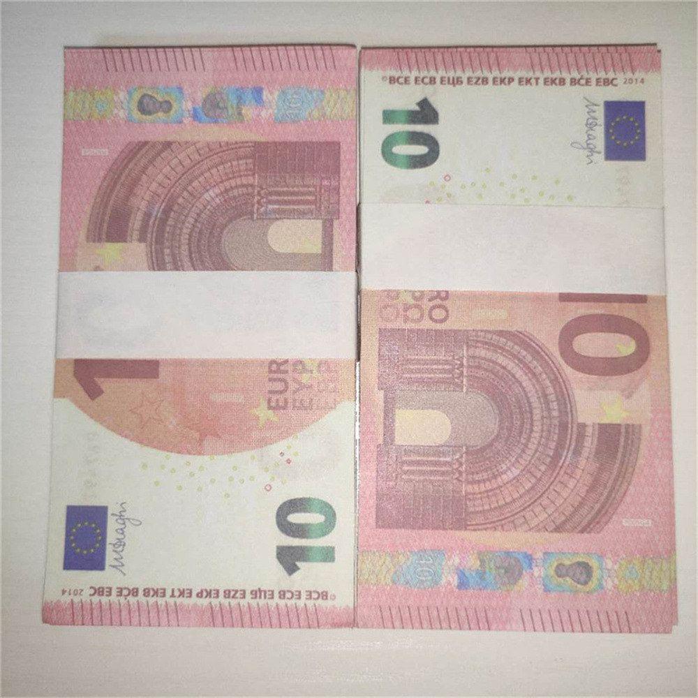 Hediye Sıcak Gerçekçi Banknot Kütük Para Birimi Sahne Bilet Kopya Faux Oyuncak Prop Çocuk CFBKX LE10-51 Bar QxGPN